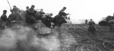 German-Soviet war