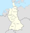 Atlas of Germany (No Napoleon)