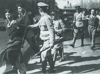 Chilean National Socialist Arrested