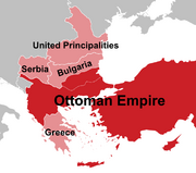 Ottoman Client Republics (No Napoleon)