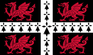 Brythonic Flag 3