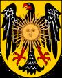 BundesRepublik Silberach CoA (The Purple Mantle)