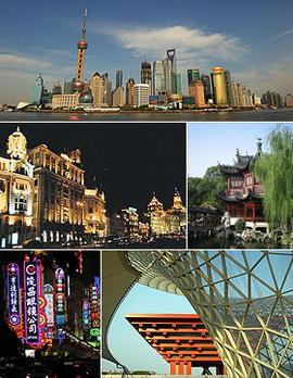 Shanghai montage
