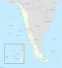 Atlas of Chile (Central World)