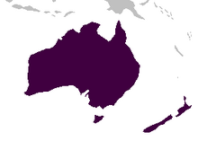 Location Australia (1941 Success)