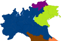 Northern Italy (GNW)