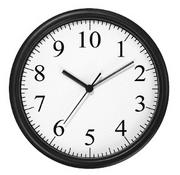 Decimal clock