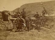 American artillery in Third American War (FTBW)
