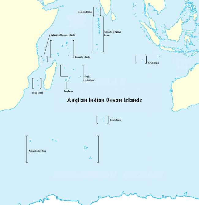 AIOI Map (the Kalmar Union)