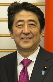 Shinzō Abe April 2015