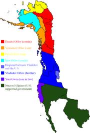 Yavukian Civil War
