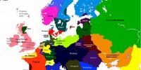 Europe 1430, 1740-1769 (Map Game)