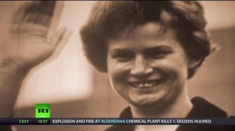 Valentina Tereshkova Seagull in Space (RT Documentary)