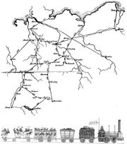 Friedrich List und die erste grosse Eisenbahn 2
