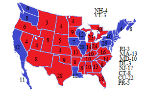 1972 Election NW