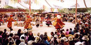 File:300px-Dancing at Sho Dun Festival, Norbulingka.jpg