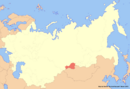 Location of Tuva (New Union)