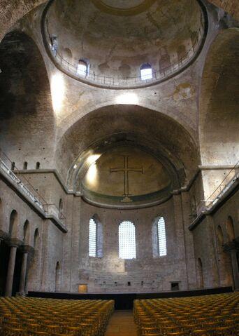 File:Hagia Eirene Constantinople 2007.jpg