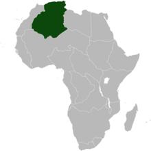 Algeria Africa NW