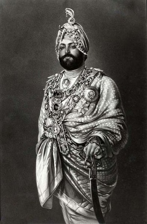 File:Maharajah Duleep Singh (Ranjit Singh Lives).png