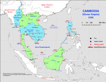 AH The Great Khmer Empire - 1545