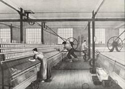 Cotton Mill (The Kalmar Union)