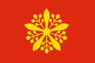 Flag of Manchuria TBAC