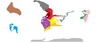 Humana map