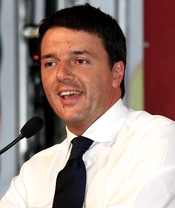 Matteo Renzi crop new