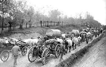 File:Serbian retreat WWI.jpg