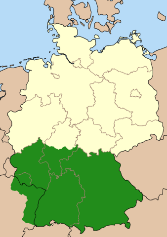 File:Map of South Germany.png
