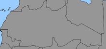 Map of the Saharan Community (1861 HF)