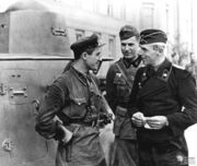 Germans and soviets