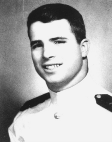 File:President McCain Naval Academy.png