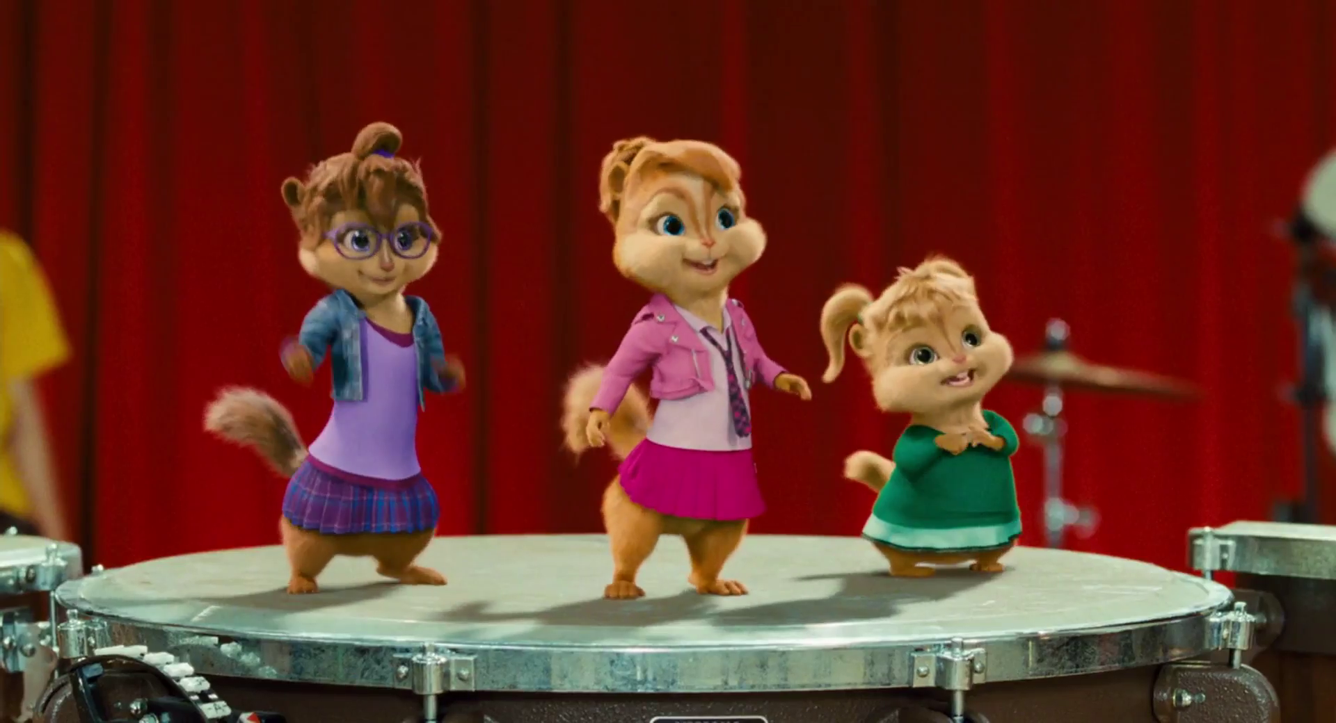 Image result for alvin and the chipettes
