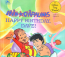 Alvin and the Chipmunks: Happy Birthday, Dave!