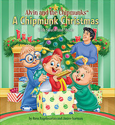 Alvin and the Chipmunks: A Chipmunk Christmas: With Sound and ...