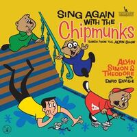 Sing Again With The Chipmunks Cover Redesign
