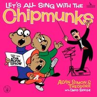 Let's All Sing With The Chipmunks Redesign