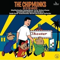 The Chipmunks Go to the Movies Album Front Cover