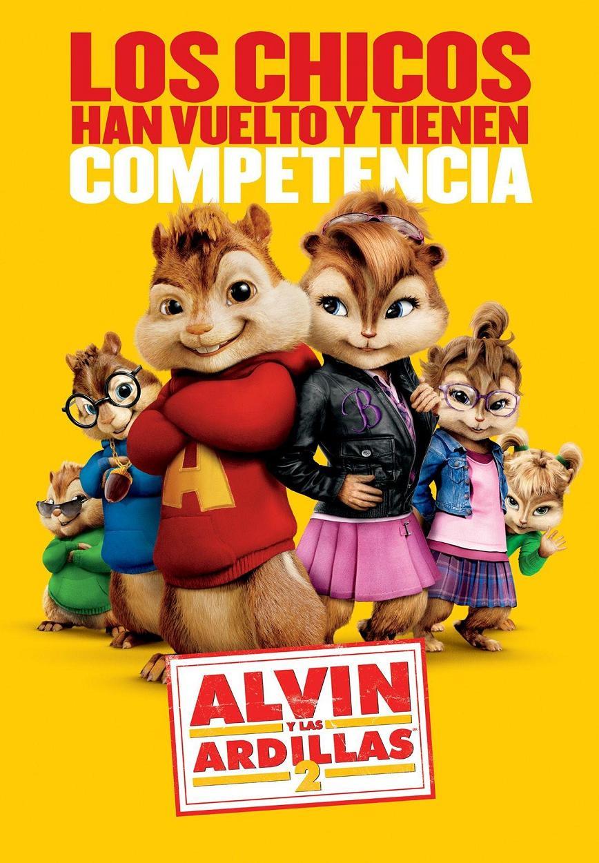 Alvin y las ardillas 2 alvin y las ardillas wiki for Alvin y las ardillas
