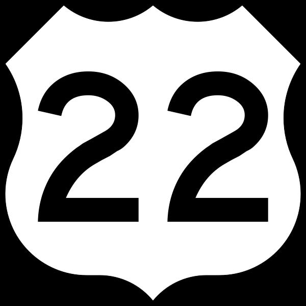 Route 22 Logo