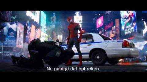The Amazing Spider-Man 2 Trailer (NL sub)