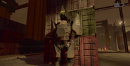 Rhino Mech Suit TASM2 video game