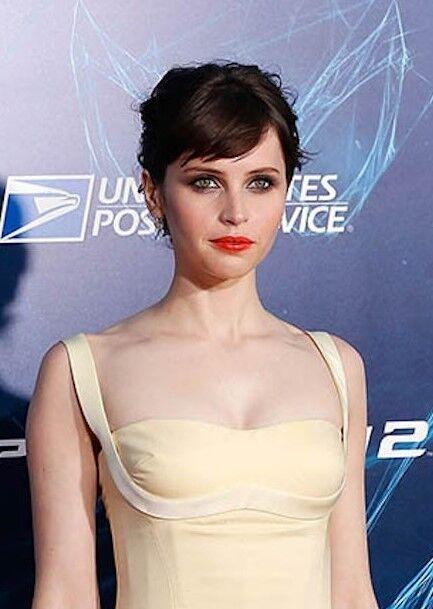 Felicity Jones Spiderman