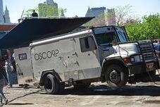Oscorp truck