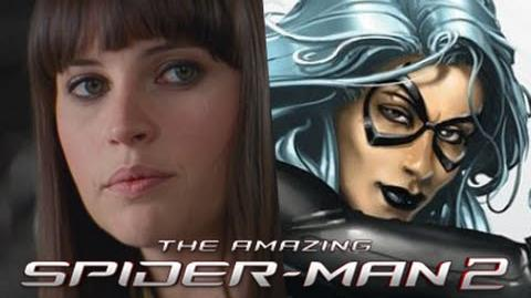 Felicity Jones Officially Confirmed As Black Cat In The Amazing Spider-Man Universe