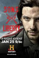 Sons of Liberty (Kari Skogland – 2015) poster