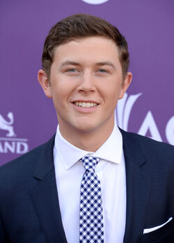 Scotty+McCreery+48th+Annual+Academy+Country+ IASzwqQrDAx