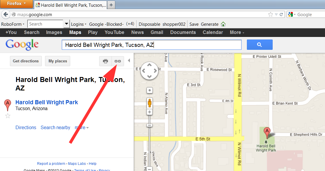 How to use google maps 02